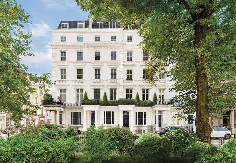 2 Bedrooms Flat for sale in St. Stephens Gardens, Notting Hill, London