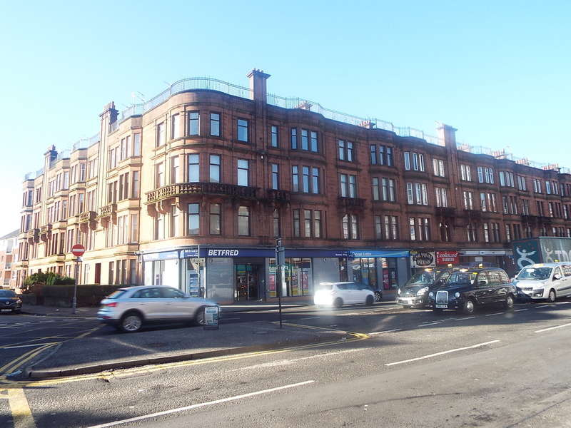 2 Bedrooms Apartment Flat for sale in Gt Western Road, Anniesland