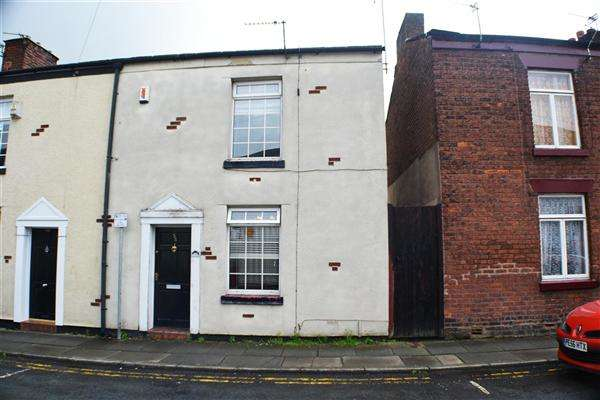 2 Bedrooms Terraced House for sale in Union Street, Leigh