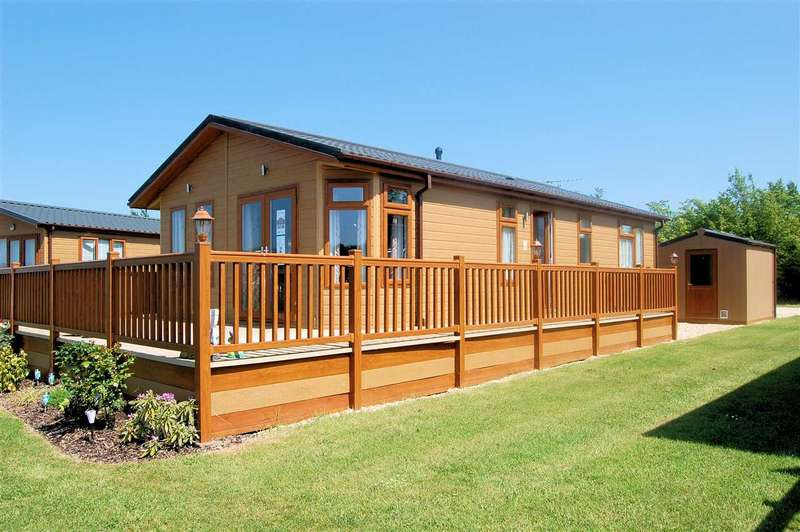 2 Bedrooms Park Home Mobile Home for sale in Cliffe Lane, Marston