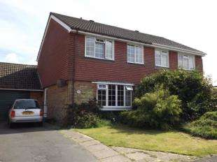 3 Bedrooms Semi Detached House for sale in Gorse Hill, Broad Oak, Heathfield, East Sussex