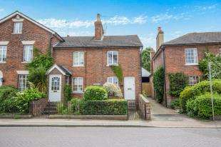 3 Bedrooms End Of Terrace House for sale in The Terrace, Maidstone Road, Hadlow, Tonbridge