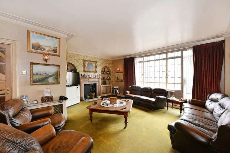 5 Bedrooms House for sale in Hyde Park Square, London, W2