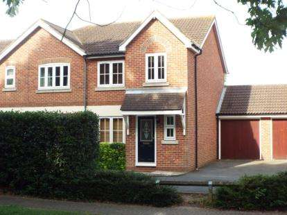 3 Bedrooms Semi Detached House for sale in Brandon Groves, South Ockendon, Essex