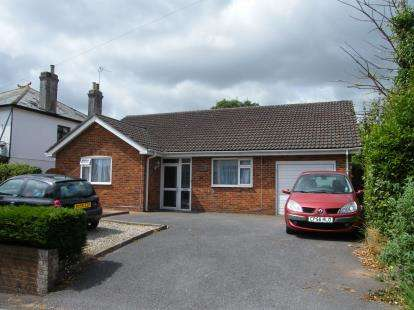 3 Bedrooms Bungalow for sale in Paignton, Devon