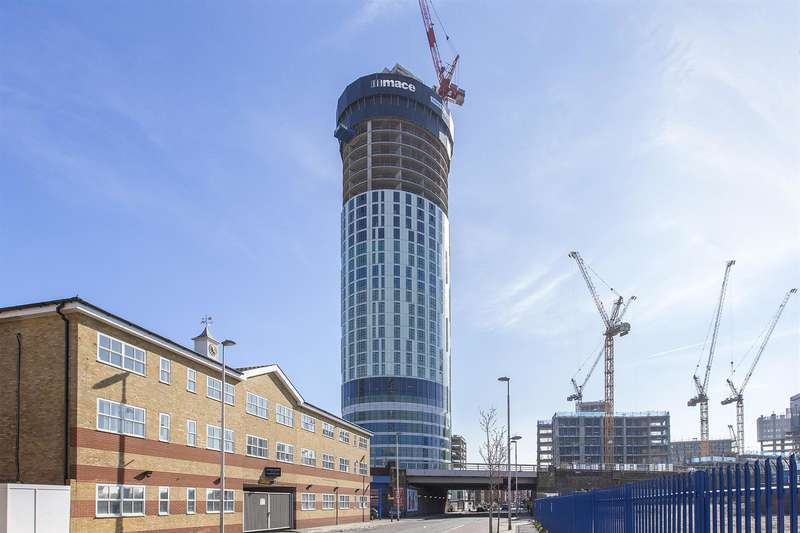 2 Bedrooms Flat for sale in SkyGardens, 143-161 Wandsworth Road, Nine Elms, London SW8