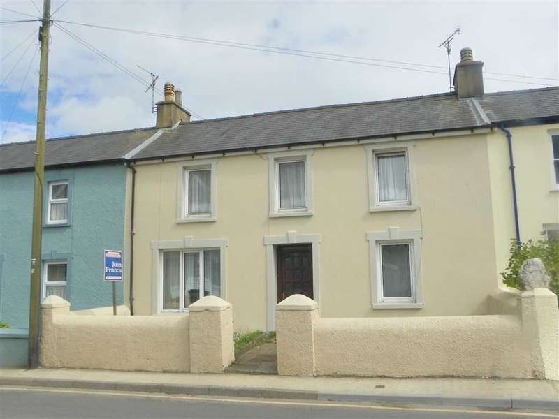 4 Bedrooms Property for sale in High Street, Fishguard