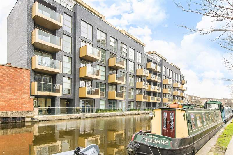 2 Bedrooms Flat for sale in Waterfront Apartments, 82 Amberley Road, Little Venice, London W9