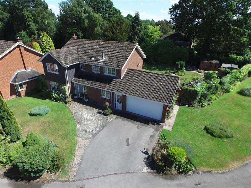 5 Bedrooms Property for sale in Welcombe Grove, Solihull