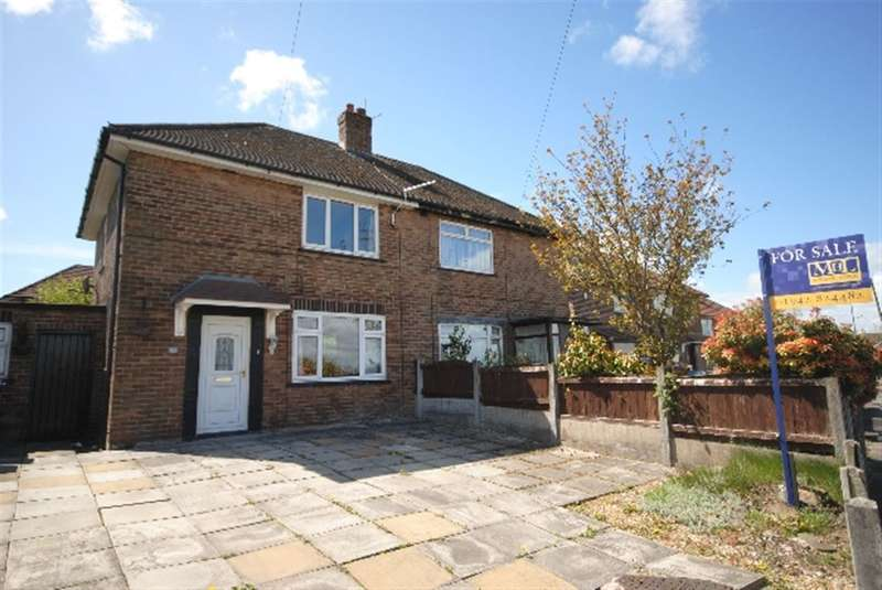 2 Bedrooms Semi Detached House for sale in Riding Lane, Ashton-In-Makerfield, Wigan, WN4