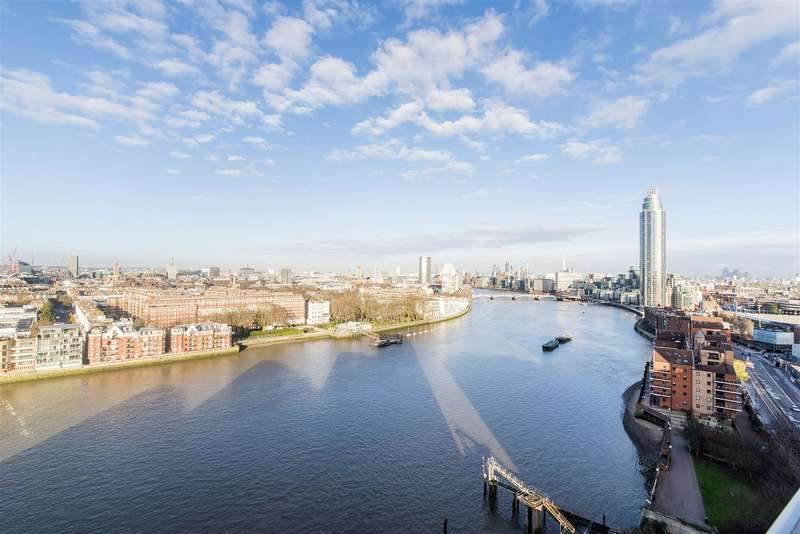 2 Bedrooms Flat for sale in 1 Riverlight Quay, Nine Elms, London SW8