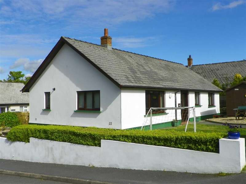 4 Bedrooms Detached Bungalow for sale in Clos Y Gerddi, Clos Y Gerddi, BLAENFFOS