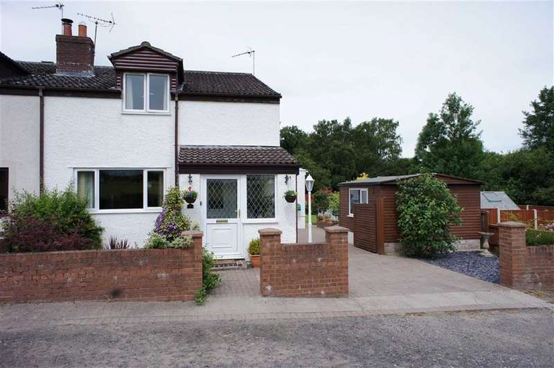 4 Bedrooms Property for sale in Lonsdale Terrace, Cumwhinton, Cumwhinton Carlisle