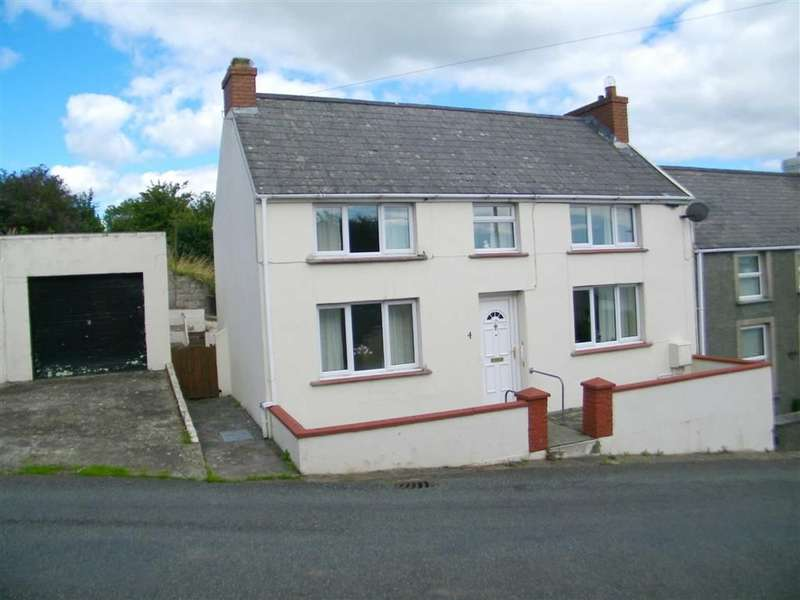 3 Bedrooms Property for sale in Hazel Bank Hill, Milford Haven, Llanstadwell
