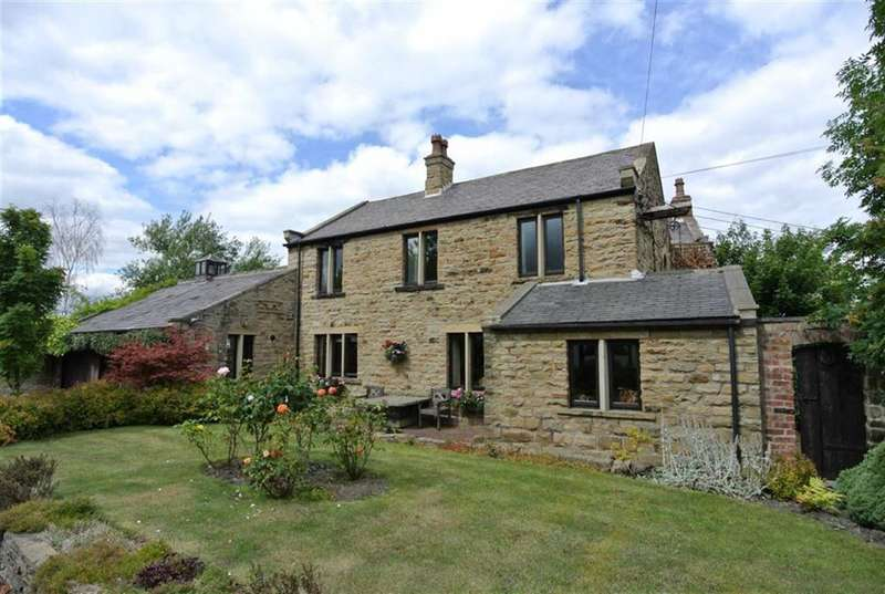 4 Bedrooms Property for sale in Scott Hill, Clayton West, HUDDERSFIELD, West Yorkshire, HD8