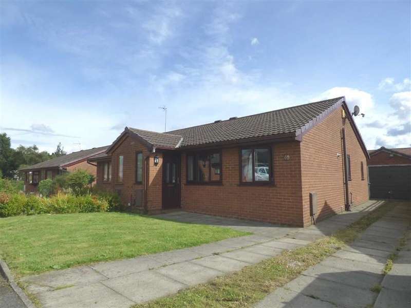 2 Bedrooms Property for sale in Duchess Park Close, Shaw, OLDHAM, Greater Manchester, OL2