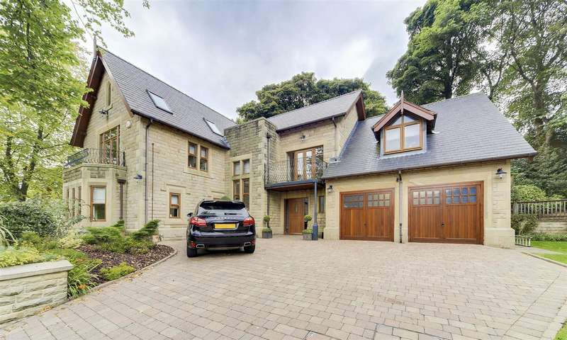 5 Bedrooms Property for sale in Hareholme, Lea Bank Country Estate, Rawtenstall, Rossendale