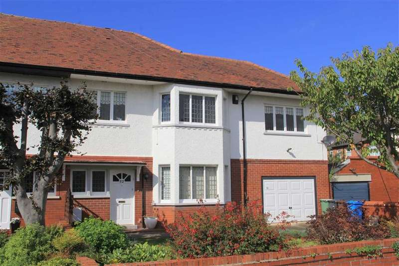 5 Bedrooms Semi Detached House for sale in Lake Road North, Fairhaven