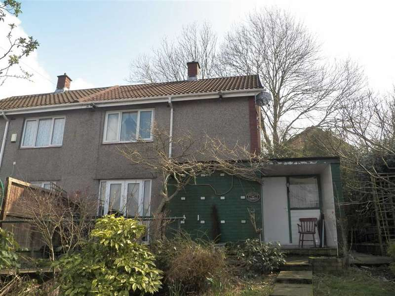 2 Bedrooms Property for sale in Woodford Road, Blaenymaes