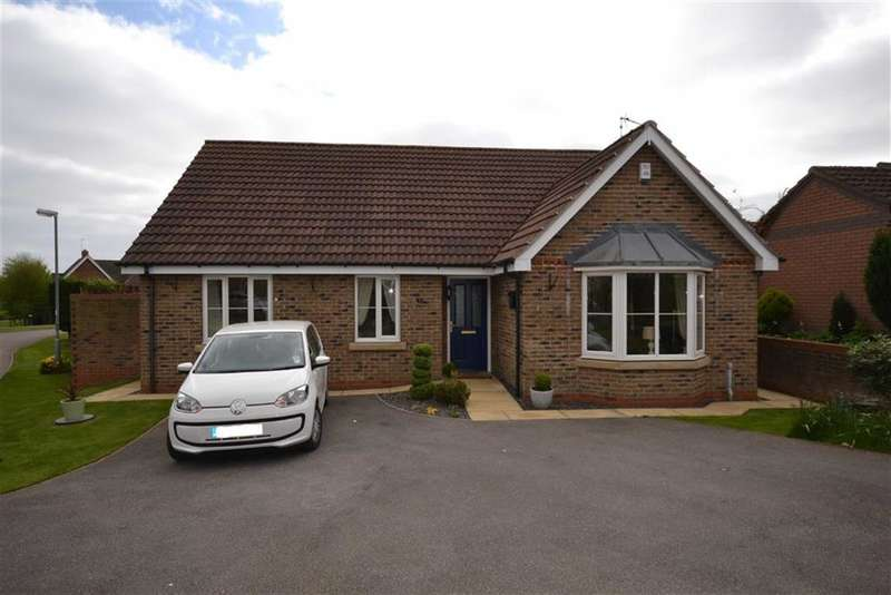 3 Bedrooms Property for sale in Springfield Close, SIGGLESTHORNE, East Yorkshire