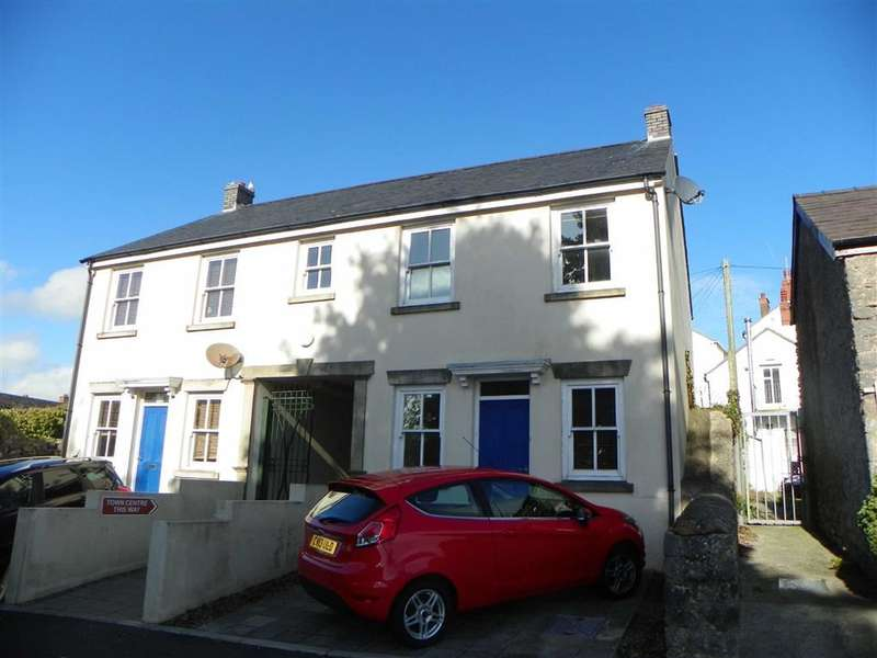 3 Bedrooms Semi Detached House for sale in Trewent Court, Pembroke