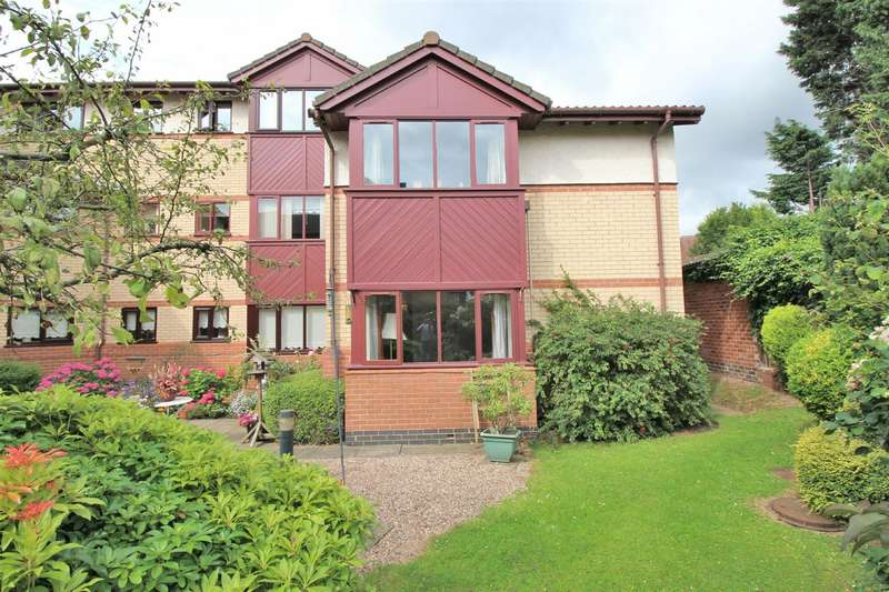 2 Bedrooms Flat for sale in Sandby Court, Chilwell