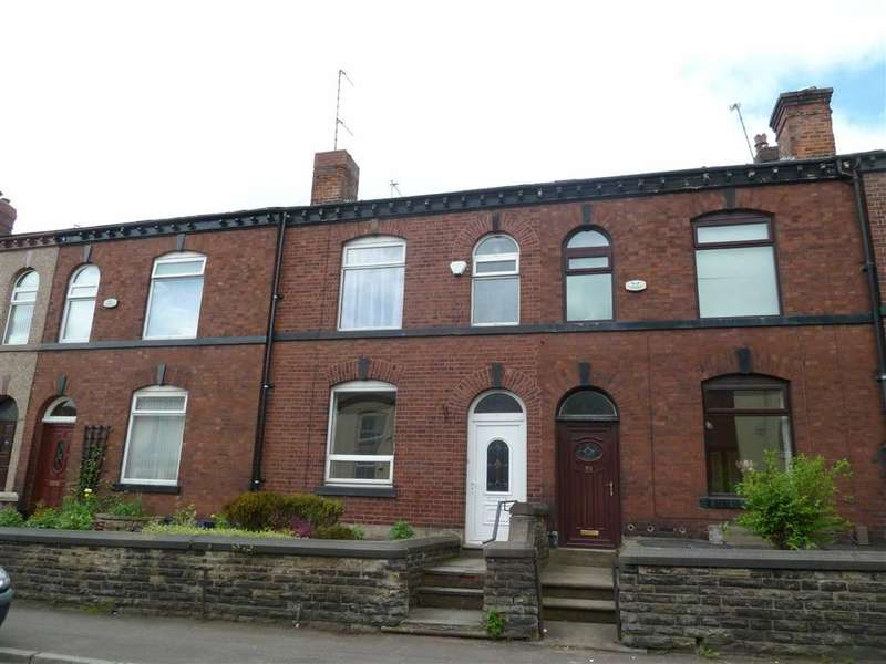 3 Bedrooms Property for sale in Queens Park Road, HEYWOOD, Lancashire, OL10