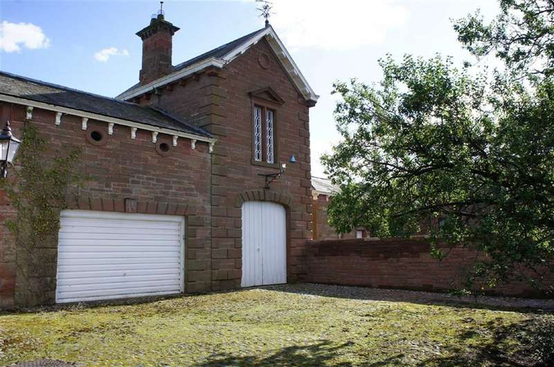 3 Bedrooms Property for sale in Wellholme Lea, Scotby, CARLISLE, Cumbria