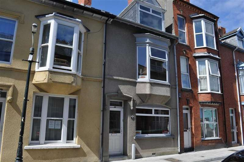 3 Bedrooms Property for sale in Cambrian Street, Aberystwyth