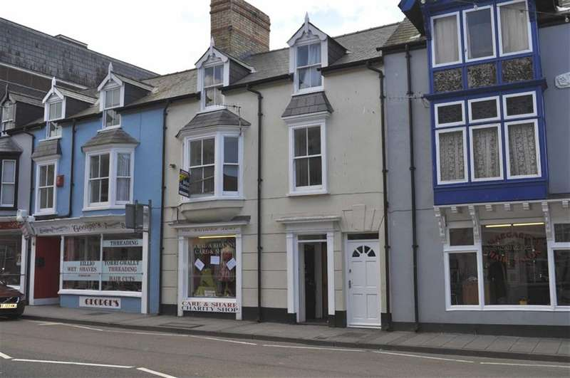 6 Bedrooms Retail Property (high Street) Commercial for sale in Northgate Street, Aberystwyth