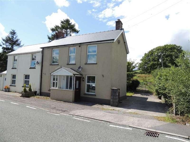 3 Bedrooms Property for sale in Llansteffan Road, Carmarthen