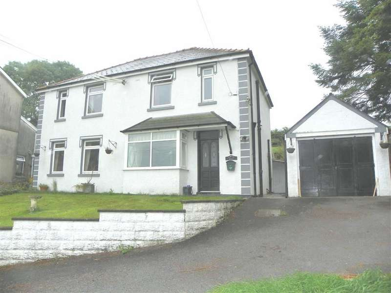 4 Bedrooms Property for sale in Pontyberem Road, Llannon
