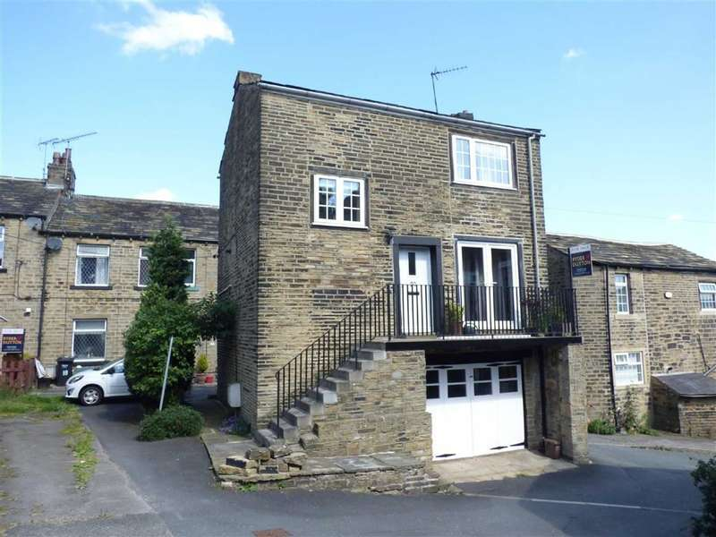 3 Bedrooms Property for sale in Northgate, Holywell Green, Halifax, West Yorkshire, HX4