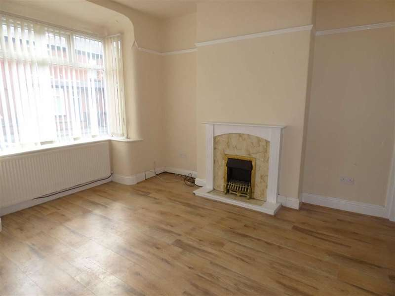 2 Bedrooms Property for sale in Egerton Street, HEYWOOD, Lancashire, OL10