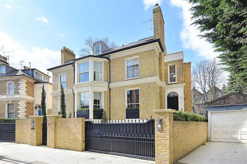 7 Bedrooms Property for sale in Addison Road, London