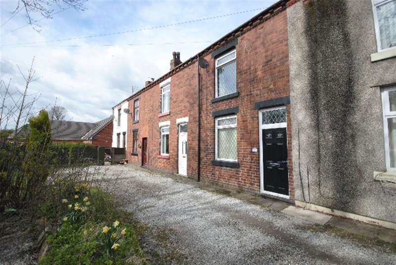 2 Bedrooms Terraced House for sale in Smith Street, Aspull, Wigan, WN2