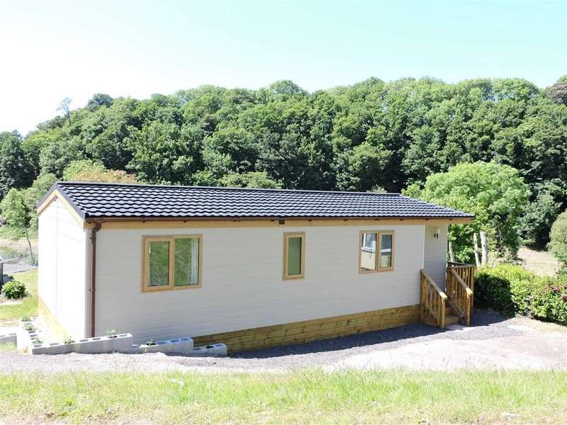 2 Bedrooms Chalet House for sale in Llwyngwair Manor Park, Newport