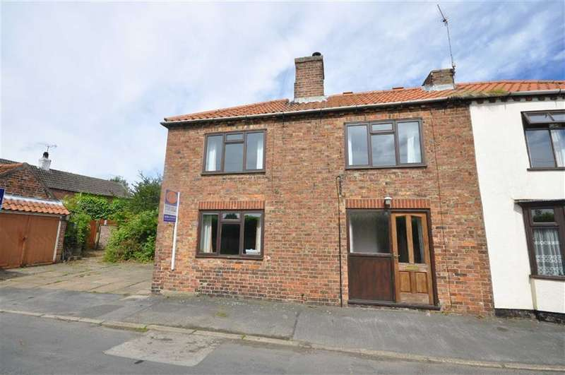 3 Bedrooms Cottage House for sale in Church Lane, Withernwick, East Yorkshire