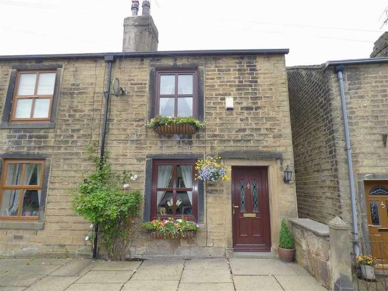 2 Bedrooms Property for sale in Market Street, Broadley, Rochdale, Lancashire, OL12