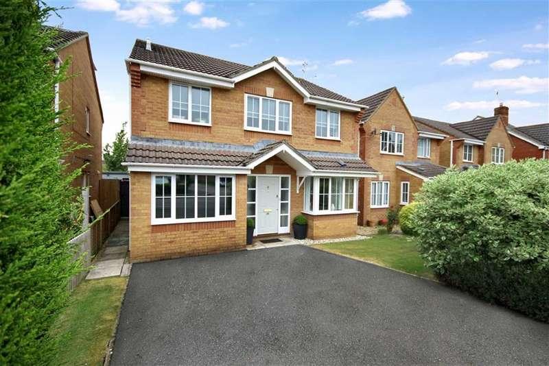 4 Bedrooms Property for sale in Juno Way, Rushy Platt, Swindon