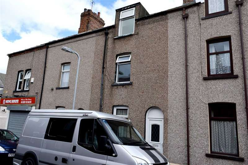 3 Bedrooms Terraced House for sale in Howe Street, Barrow In Furness, Cumbria