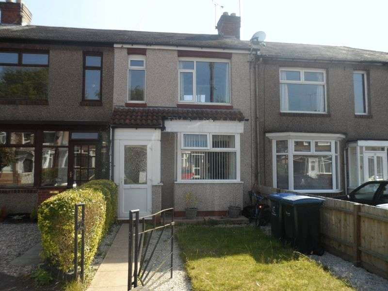 2 Bedrooms Terraced House for sale in Holly Grove, Tile Hill, Coventry, CV4 9EQ