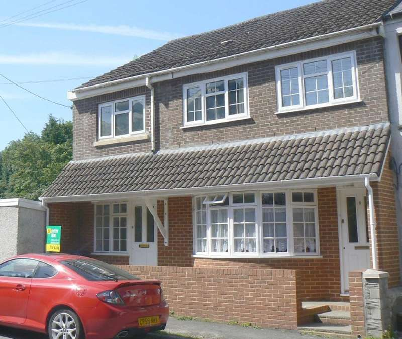 5 Bedrooms Semi Detached House for sale in Woodview Terrace, Bryncoch, Neath