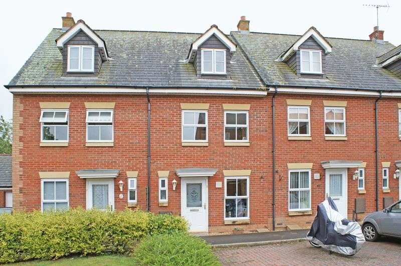 3 Bedrooms Terraced House for sale in Norman Crescent, Budleigh Salterton