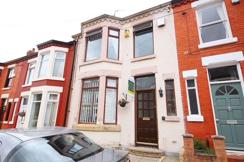 4 Bedrooms Terraced House for sale in Kingsdale Road, Mossley Hill, Liverpool, L18