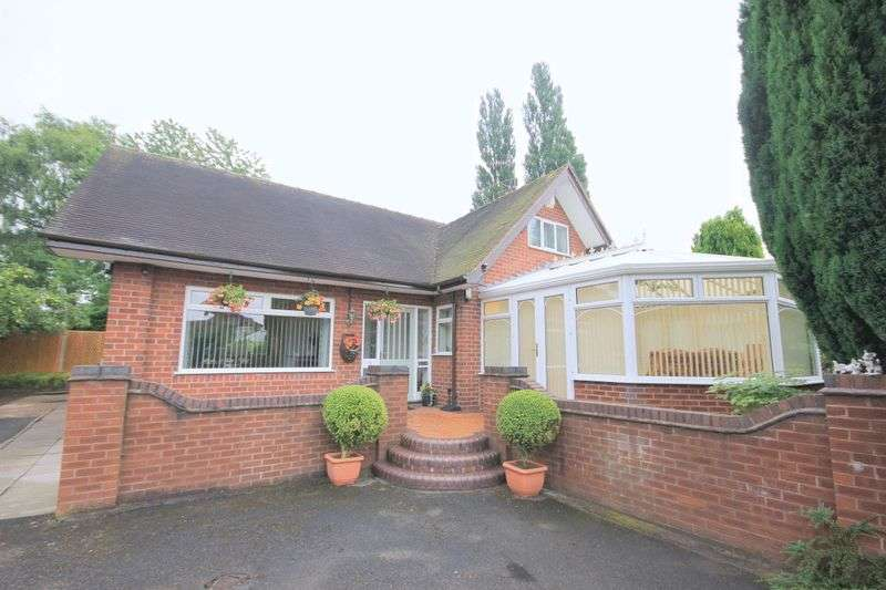 2 Bedrooms Detached Bungalow for sale in Brough Lane, Trentham