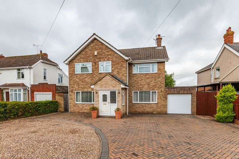 4 Bedrooms Detached House for sale in Whitworth Road, Swindon