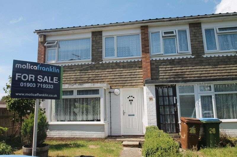 3 Bedrooms Terraced House for sale in Cherry Croft, Littlehampton