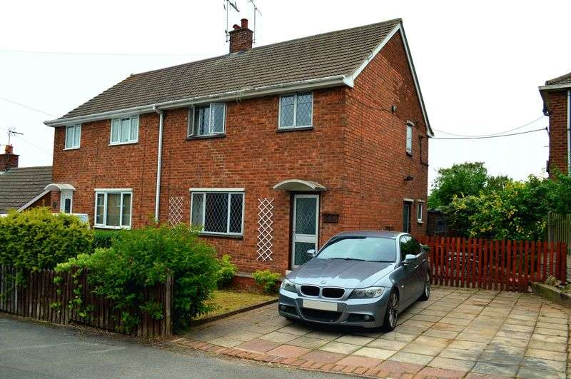 3 Bedrooms Semi Detached House for sale in Gilbert Avenue, Tuxford