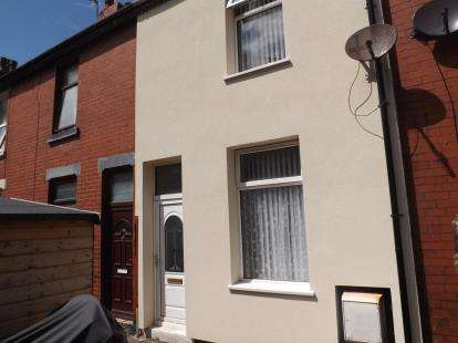 2 Bedrooms Terraced House for sale in Cypress Grove, Blackpool, Lancashire, FY3